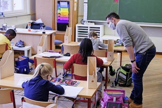Mehr Sicherheit in Schulen und Kitas
