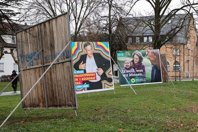 Zwischen FDP und Grünen im Wahlkreis Lahr knirscht es erneut gewaltig