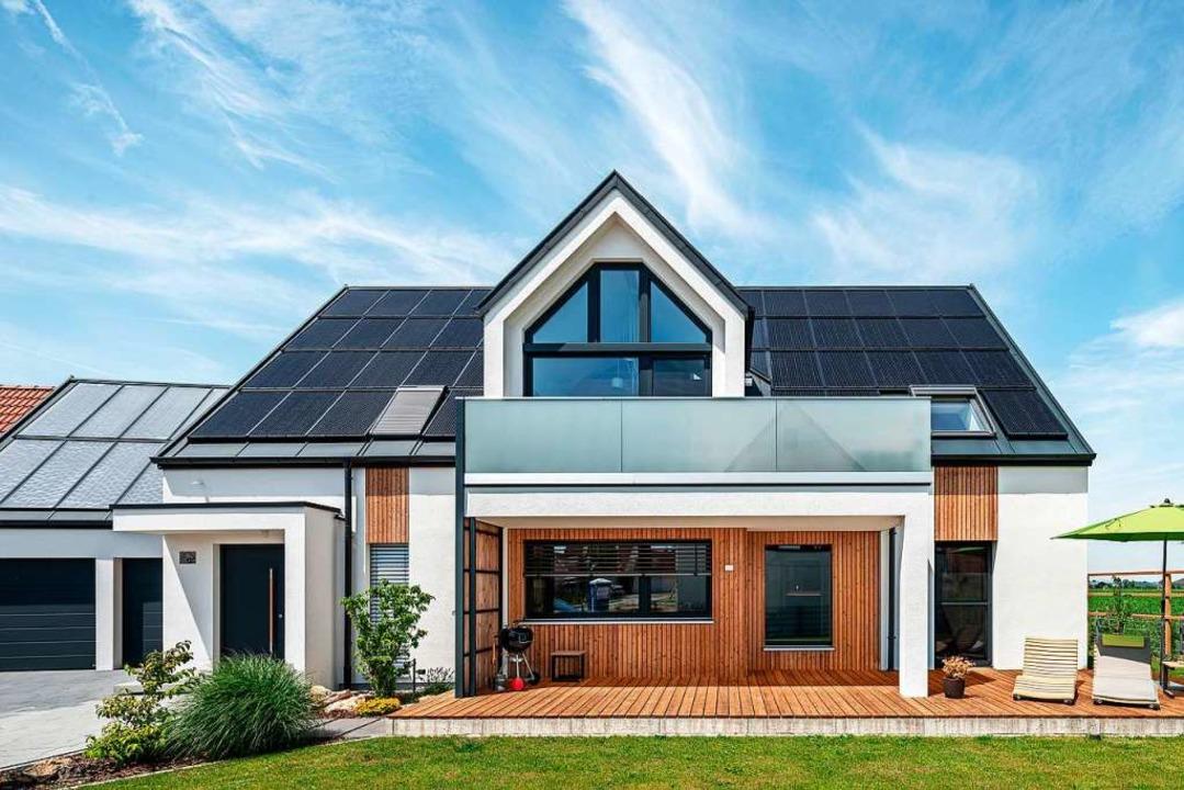 Das Einfamilienhaus, wie es sich so vi...nraummangel wird dadurch nicht gelöst.  | Foto: tdx/Thermo Natur/Gerd Schaller