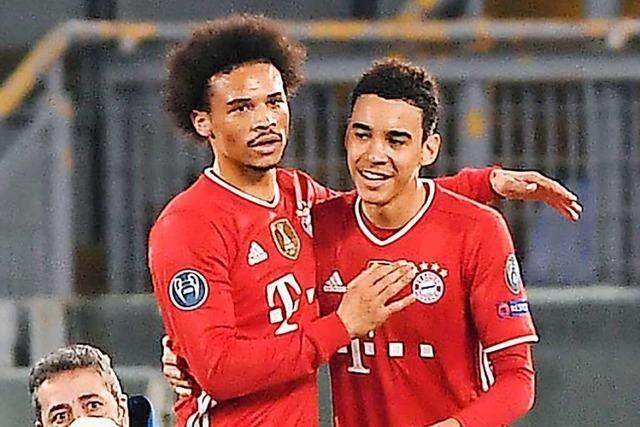 4:1 bei Lazio Rom – FC Bayern fast schon im Viertelfinale