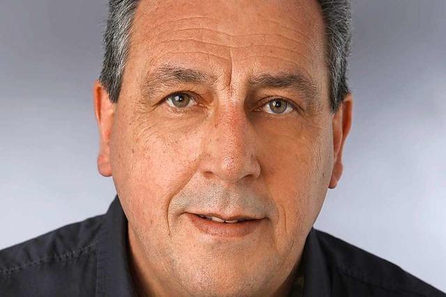 Bernhard Escher verliert fast alle Sitze in den Lörracher Ausschüssen