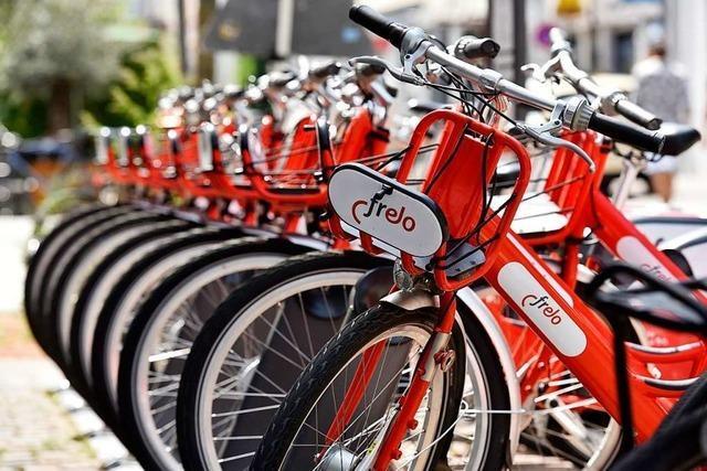 Frelo-Leihräder werden am Tuniberg zur Dauereinrichtung