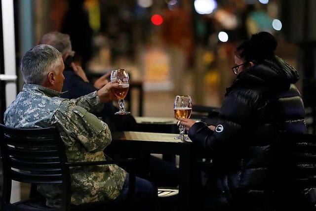 In welchen Berufen (zu) viel getrunken wird