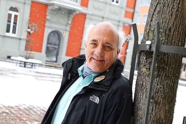 Alexander Schoch (Die Grünen) will wieder das Direktmandat holen
