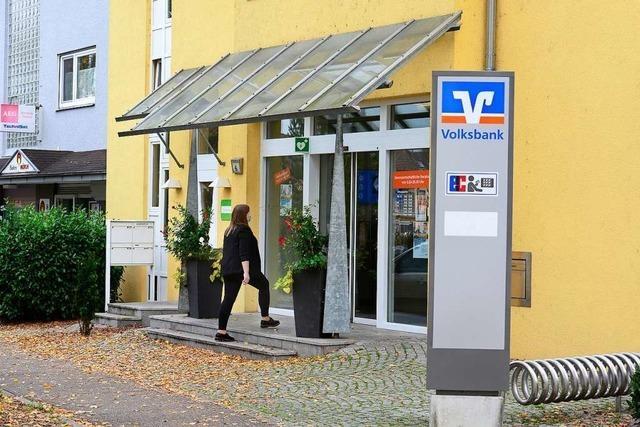 Vorerst sollen keine Bankfilialen mehr in Freiburg geschlossen werden