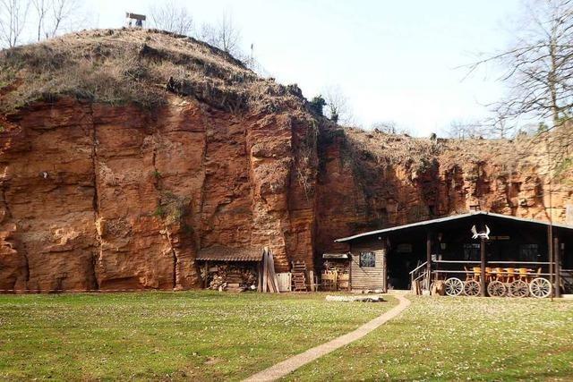 Roter Felsen am Marchhügel bleibt in Gemeindehand