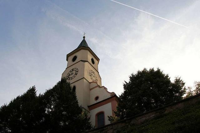 Pfarrer Olaf Winter verlässt im April Schliengen