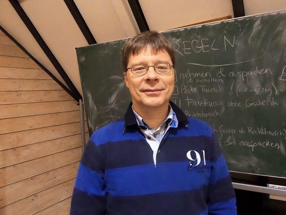 Martin Faber lehrt als Privatdozent am...ropäische Geschichte der Uni Freiburg.  | Foto: Privat