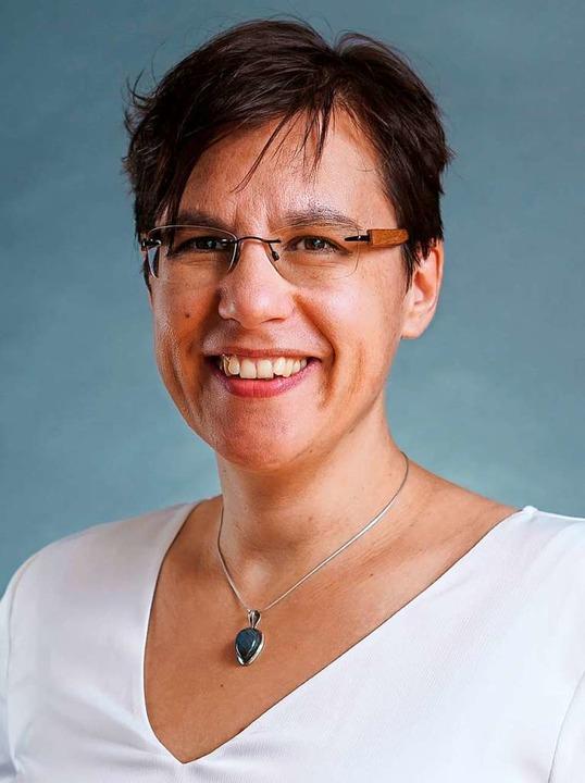 Kathrin Drozella ist wissenschaftliche...eiterin am Lehrstuhl für Forstbotanik.  | Foto: Privat