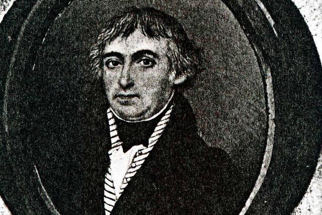 Andreas Thomann war 1815 der erste Wirt im