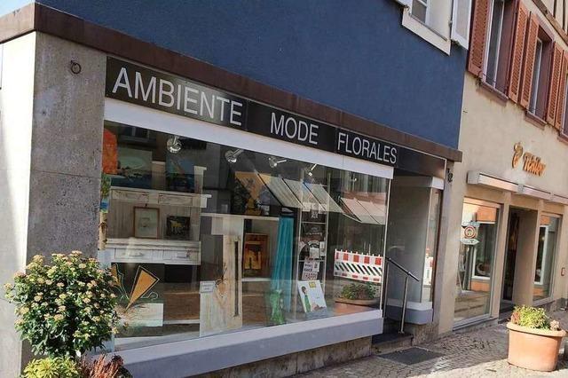 Nach Ende des Lockdowns öffnet Traditionsgeschäft in Bad Säckingen nicht mehr