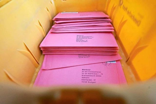 Panne: Rund 880 Wahlscheine sind mehrfach versandt worden