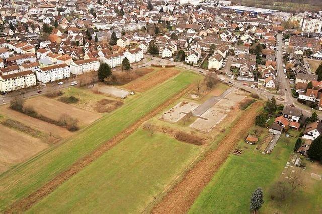 Was für und gegen das Baugebiet Nägelesee in Gundelfingen spricht
