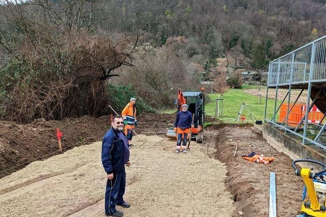 In Grenzach-Wyhlen entsteht eine Calisthenics-Anlage