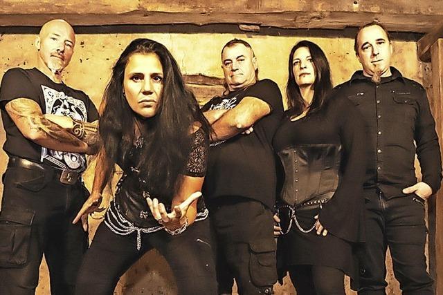 Dark Zodiak aus Wutöschingen: Mit Death Metal gegen Corona ansingen