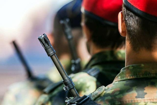Zweifel am Reformwillen in der Bundeswehr
