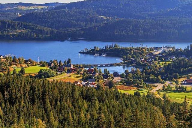 Investor will Hotel-Resort für 48 Millionen Euro am Schluchsee bauen