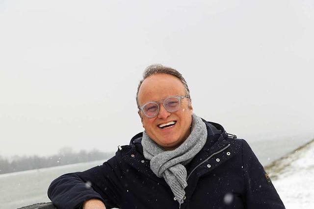 Karl-Rainer Kopf (SPD) will sich für