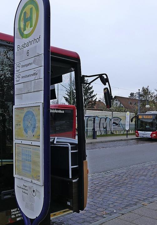 Wie oft fahren zukünftig die Busse zwischen Bad Krozingen und Hartheim?  | Foto: Frank Schoch