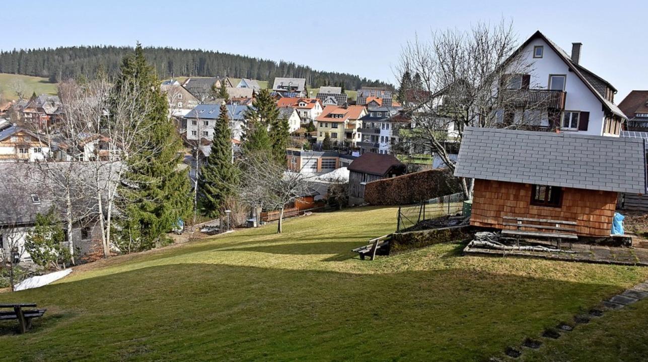 Auf diesem Grundstück soll das Seniorenheim entstehen.     Foto: Thomas Biniossek