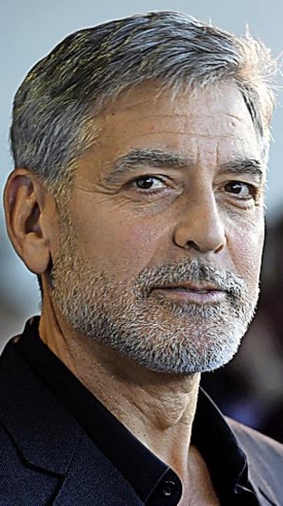 Clooney  | Foto: Ian West (dpa)