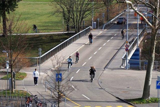 Weil am Rhein bemängelt eine fehlende Abstimmung über die Grenzen