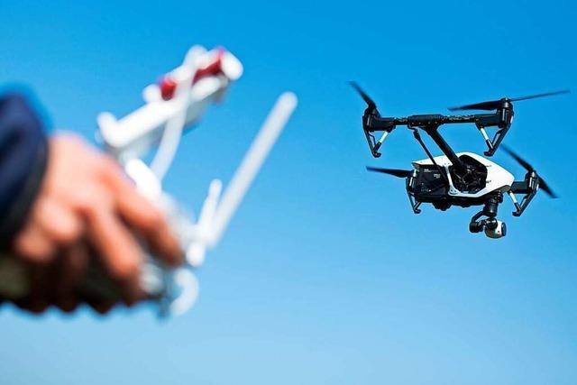 Der Eichener See ist Naturschutzgebiet und damit Drohnen-Flugverbotszone
