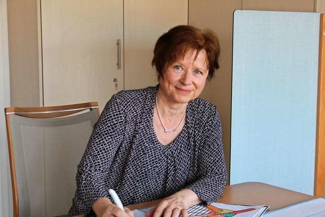 Bettina Stumpf-Maroska verabschiedet sich vom Endinger Gemeinderat