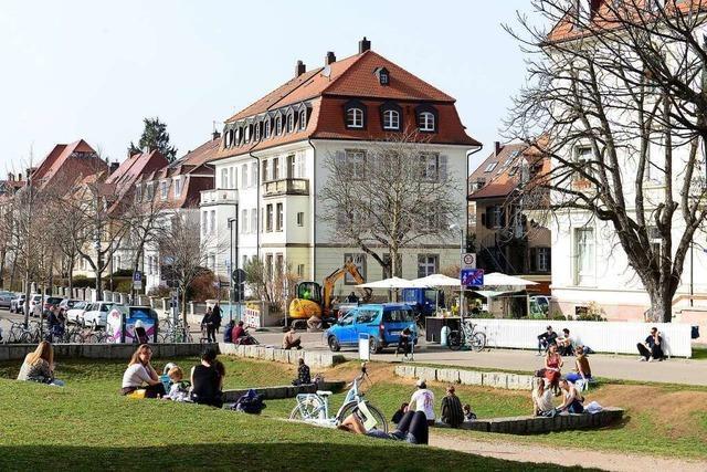 In Freiburg gibt es reichlich Maskenfrust – und Maskenpflicht