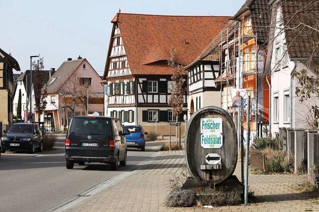 Eine Familie aus Kappel-Grafenhausen kämpft für Tempo 30