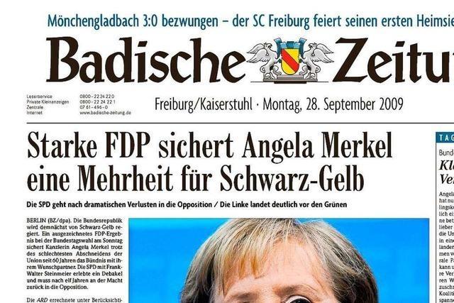 Bundestagswahl 2009: