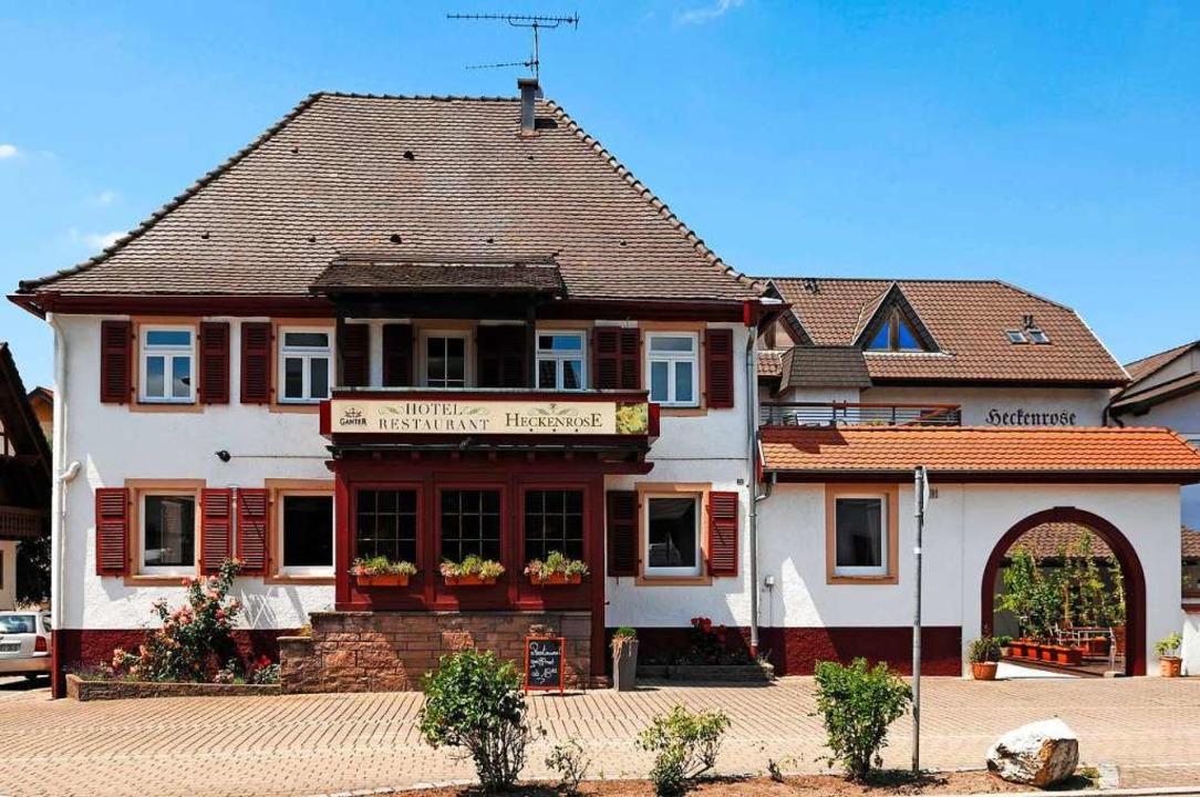 """Die """"Heckenrose"""" in Ringsheim    Foto: Privat"""