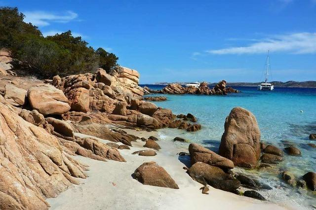 Camping in Palau auf Sardinien