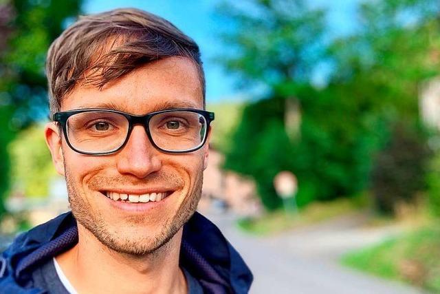 Daniel Burk wird Bezirksjugendpfarrer im Kirchenbezirk Markgräflerland