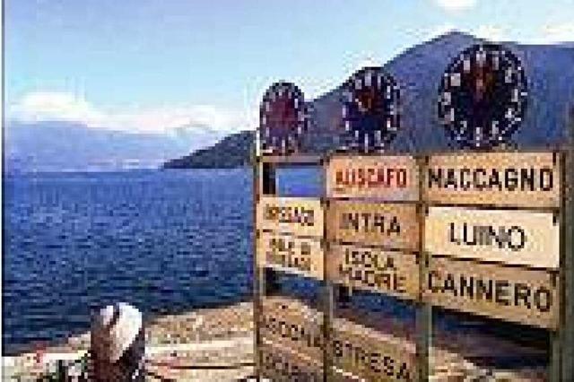 Wolfgang Abels Entdeckungen am Lago Maggiore