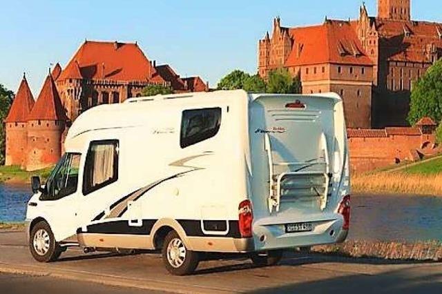 Polen mit dem Wohnmobil