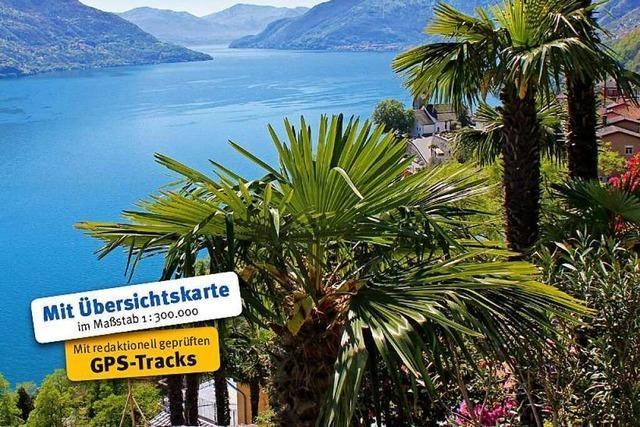 35 Wanderungen am Lago Maggiore