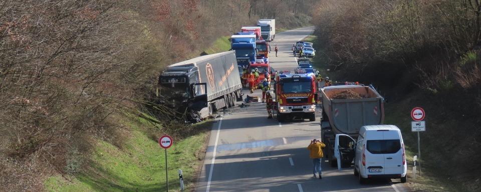 Ein Toter bei Unfall zwischen Wehr und Bad Säckingen