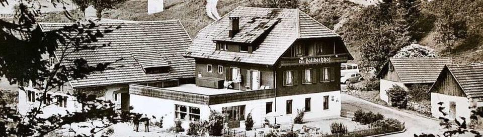 Einstige Hotzenwälder Gasthäuser