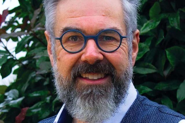 Michael Kefer kandidiert im Wahlkreis Emmendingen für die ÖDP