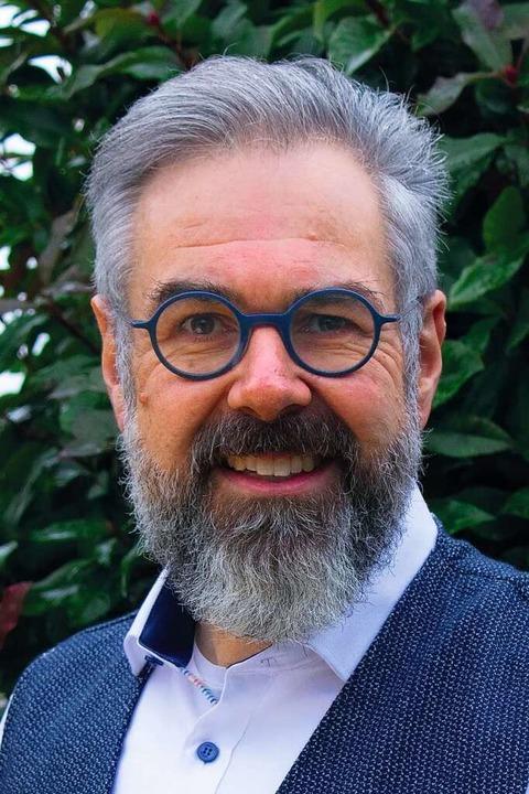 Michael Kefer will für die Ökologisch-Demokratische Partei in den Landtag.  | Foto: Kevin Gerold Osuna