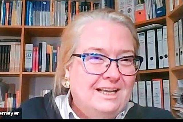Andrea Ahlemeyer-Stubbe (SPD) im BZ-Fragenwirbel: