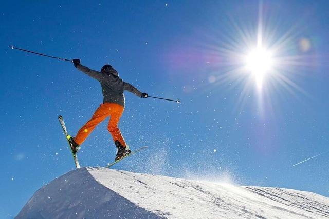 Ein Meteorologe über die Zukunft des Skisports im Schwarzwald