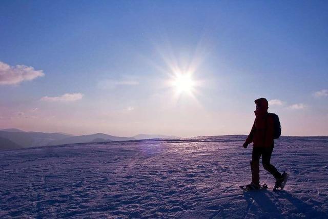 Warum das echte Winterglück nur in der Einsamkeit zu finden ist
