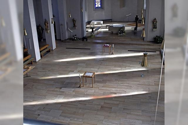Wohnzimmeratmosphäre in der Kirche