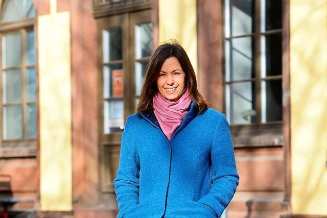 Jennifer Sühr von der SPD will ein Augenmerk auf Familien legen