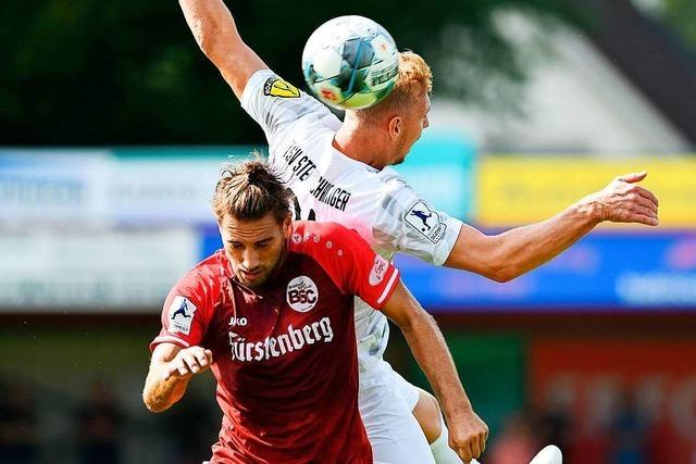 Lockerheit, aber kein Leichtsinn beim Bahlinger SC und SC Freiburg II