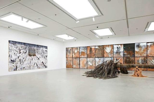 Kunsthalle Mannheim zeigt Anselm Kiefers Arbeit erstmal nur online