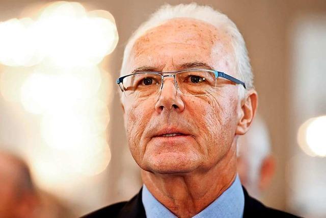 Sommermärchen-Skandal zu den Akten gelegt: Kein Urteil gegen Franz Beckenbauer und Co.