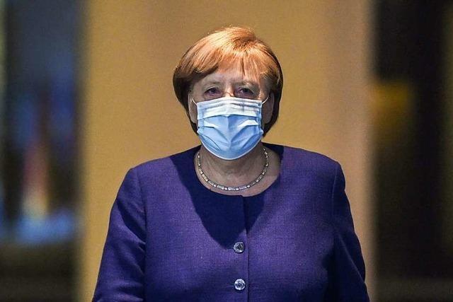 Corona-Newsblog: Merkel will Impfausweis möglichst bis zum Sommer einführen